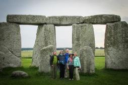 Stone Henge, England 2016